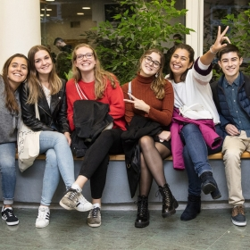 Four hundred exchange students coming to study at VŠE during spring semester