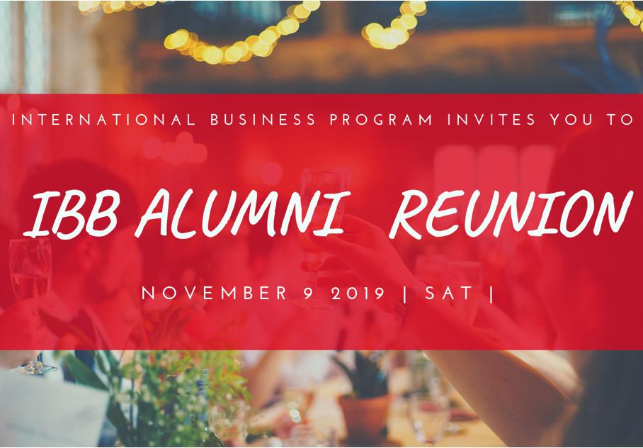 IBB Alumni Reunion
