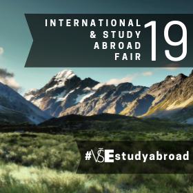 International & Study Abroad Fair 2019