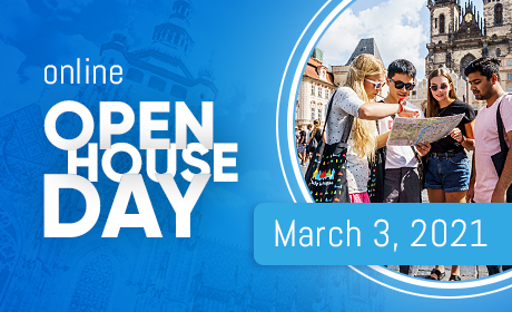 Having doubts about the current situation? Admission is all online! Apply until April 30